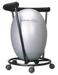 Ergonomic Ball Chair